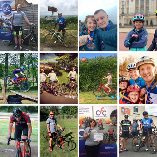 #20in20 campaign raises an amazing £34,500!