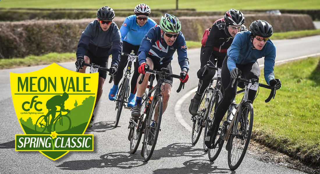 The CFC Meon Vale Classic Cycle Sportive